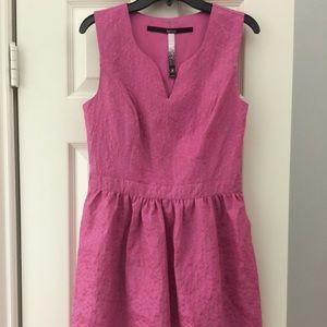 Pink, Kensie dress.