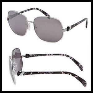 Emilio Pucci Accessories - ☀️Elegant Emilio Pucci Italian Sunglasses w/Case☀️