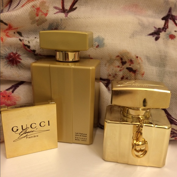 Gucci Other Premiere Perfume Lotion Solid Perfume Poshmark