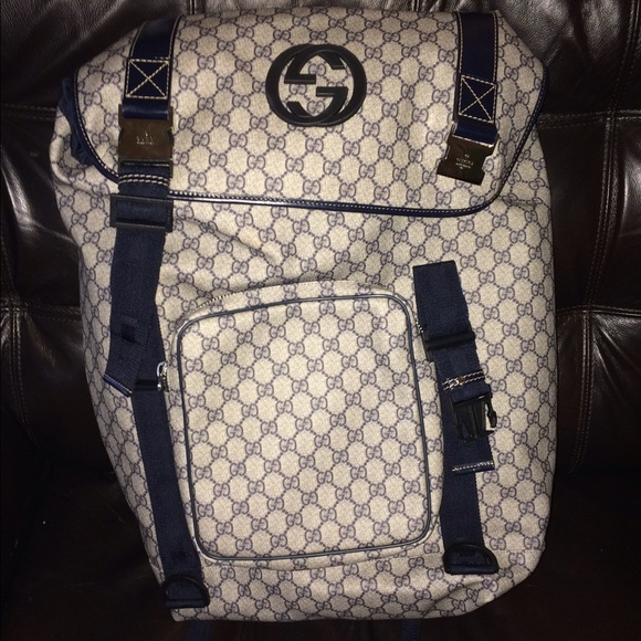 48a052a6ae0 Gucci Backpack. M 54f0b1002599fe3cce005579