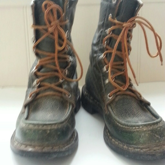 a8a5a36e29914 Vintage Red Wing Irish Setter boots