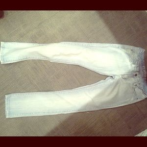 Baked Skinny Jeans