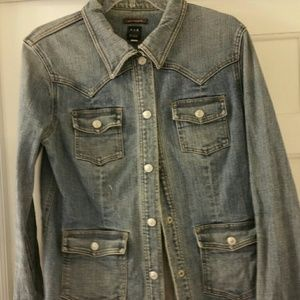 Gap Western Style Denim Jacket