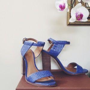 Coach Shoes - 💕HP💕 [Coach] Lexey Block Heel Sandal