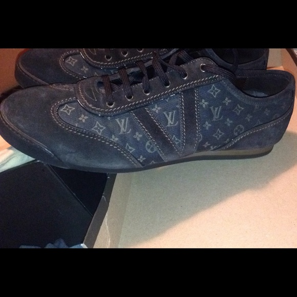 d6bf05da6f6c Louis Vuitton Other - Used mens Louis Vuitton zephyr sneakers