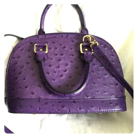 5a85f4b4048c Handbags - Mini bag like LV alma BB petty cute. purple.