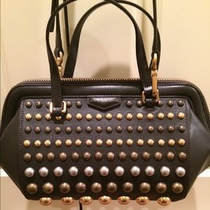 Marc by Marc Jacobs Studded Shoulder Bag