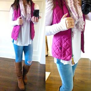 Joules Jackets & Blazers - ⛔️HOLD4KATIA⛔️UK JOULES puffer quilting warm vest