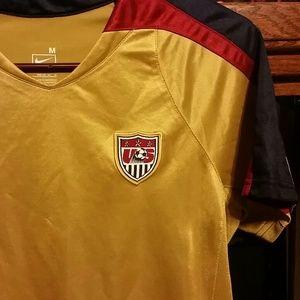 EUC USA women's soccer Jersey