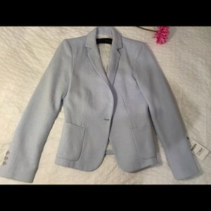 Zara Jackets & Blazers - Zara Light Blue Blazer