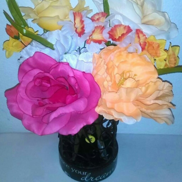 Angelese Creations Other | Flower Pen Bouquet Handcrafted | Poshmark