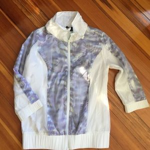 Cynthia Rowley activewear jacket. XS