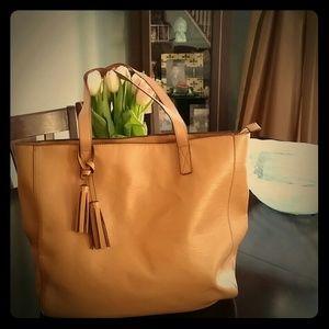 affordable replica handbags - 80% off Old Navy Handbags - Old Navy Tan Canvas & Faux Brown ...