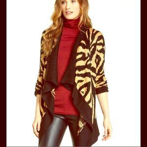 Wrap Coat Oversized Slouchy Cape Cardigan NWT