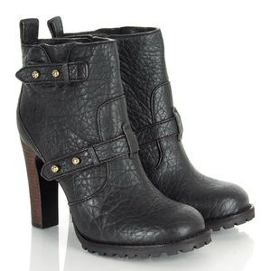 Tory Burch Landers Bootie in Black.