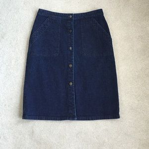 Banana Republic Dresses & Skirts - Banana Republic Denim Skirt