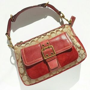 COACH Limited Edition Signature Bag