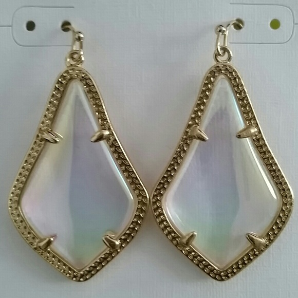 Kendra Scott Jewelry - NIB Kendra Scott Alex Earrings