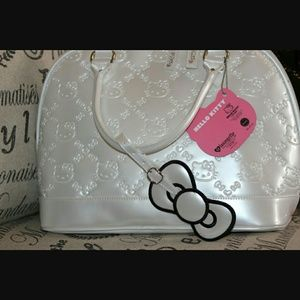 baghaus Handbags - Large hello kitty purse