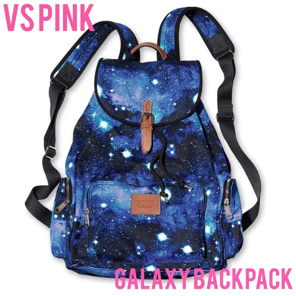 PINK Victoria's Secret - NWOT VS PINK Galaxy Backpack from ...