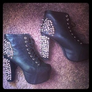 Jeffrey Campbell Shoes - Jeffery Campbell spiked lita size 9