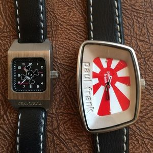 A Pair of Paul Frank Watches