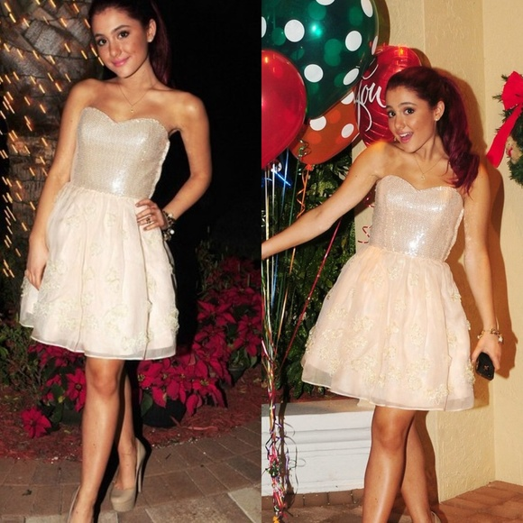 Betsey Johnson Dresses Dress As Worn By Ariana Grande