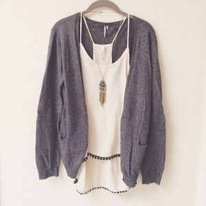 Iro cardigan sweater!