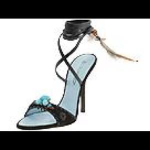 DSQUARED2 Ankle Tie up Stilletto