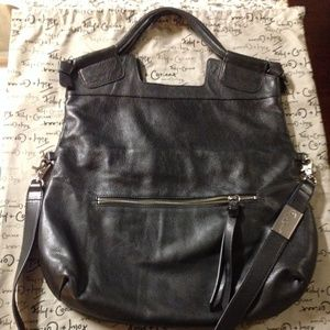 Foley & Corinna Mid-City Handbag Black