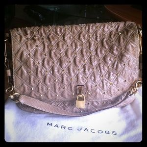 MARC JACOBS stardust shoulder bag