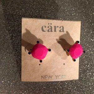 Brand new pink earrings