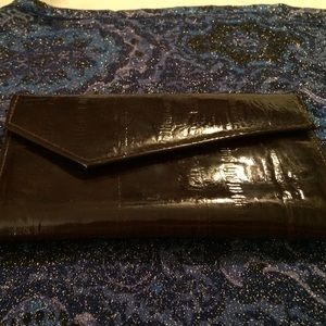 Handbags - Split Leather wallet!