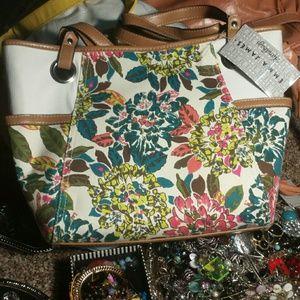 handbag multi colored