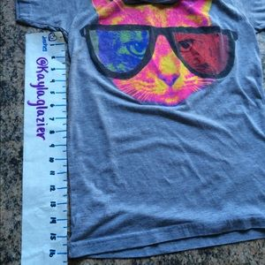75 off urban outfitters tops cat graphic tee from for Lucky cat shirt urban outfitters