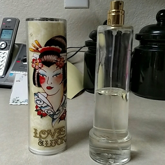 Ed Hardy Hearts Daggers 3 4 Oz Perfume For Women New In Box: Ed Hardy Love And Luck Perfume From Kiana's Closet On Poshmark