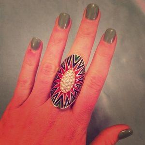 Accessories - Sunburst ring