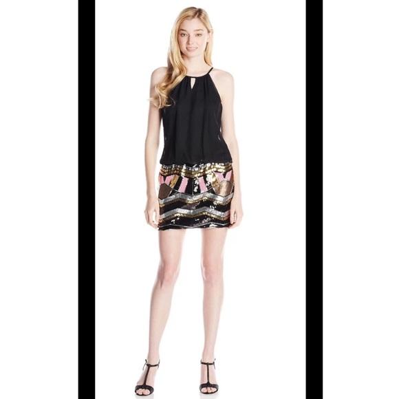 32% off As u wish Dresses &amp- Skirts - As u wish sequin blouson ...