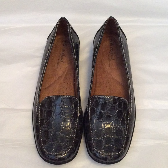 5be67dc028620 Natural Soul Black Shoes Loafers 6.5 New. M 54f3361b5a49d03fcd011315