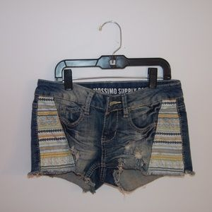 Mossimo Supply Co. Denim - Size 1 mossimo shorts