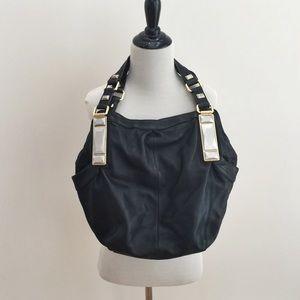 Black B.Makowsky Bag