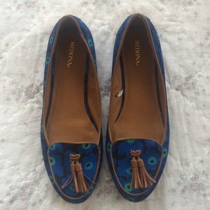 NWOT Pattern Loafers