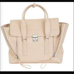 3.1 PHILIP LIM Pashli Large in Nude