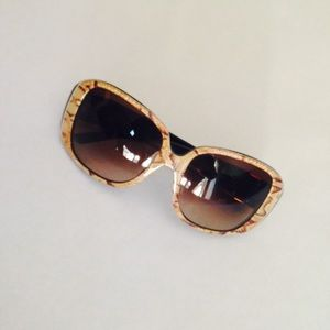 kate spade Accessories - Kate Spade Python Sunglasses