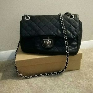 Classic quilted purse