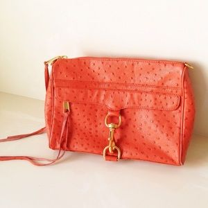 Rebecca Minkoff Handbags - ⬇️Authentic Rebecca Minkoff MAC clutch/crossbody