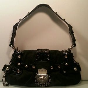 GUESS Sicily Handbag w/ Chrome Hardware 12x 6.5x 3