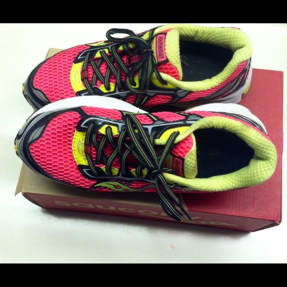 saucony shoes womens neon colors poshmark