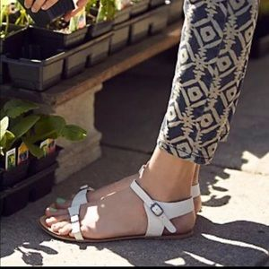 🔱️SOLD 🔱Free People Plough Stars Sandal