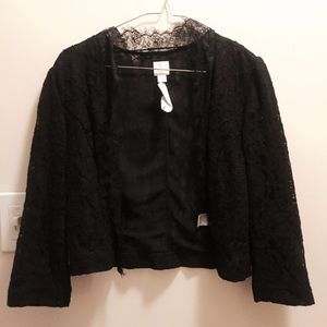 LC Lauren Conrad lace blazer | New with tags